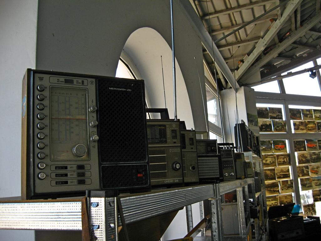 Внутрішня частина будівлі