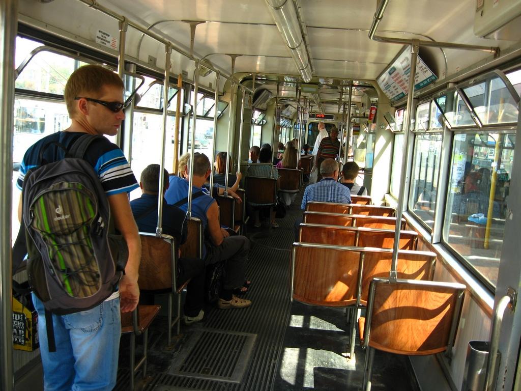 Трамвай у Вінниці