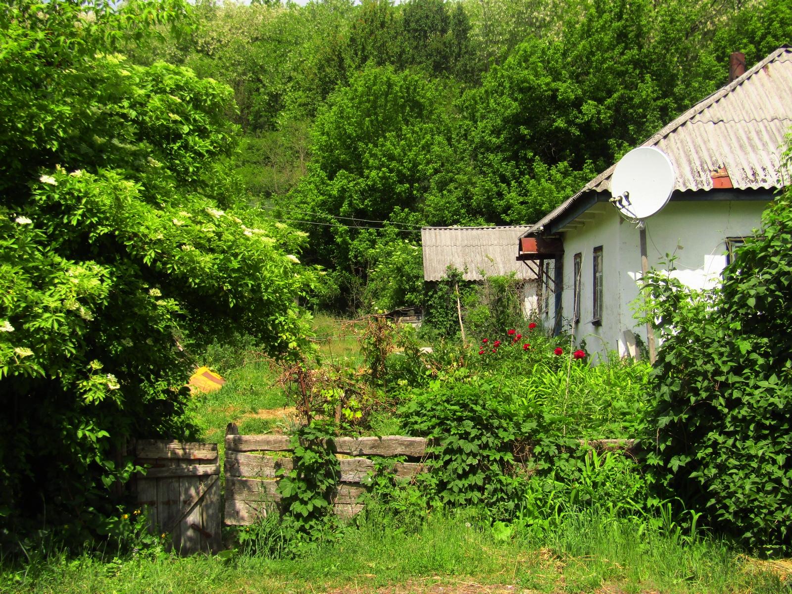 Село на Черкащині