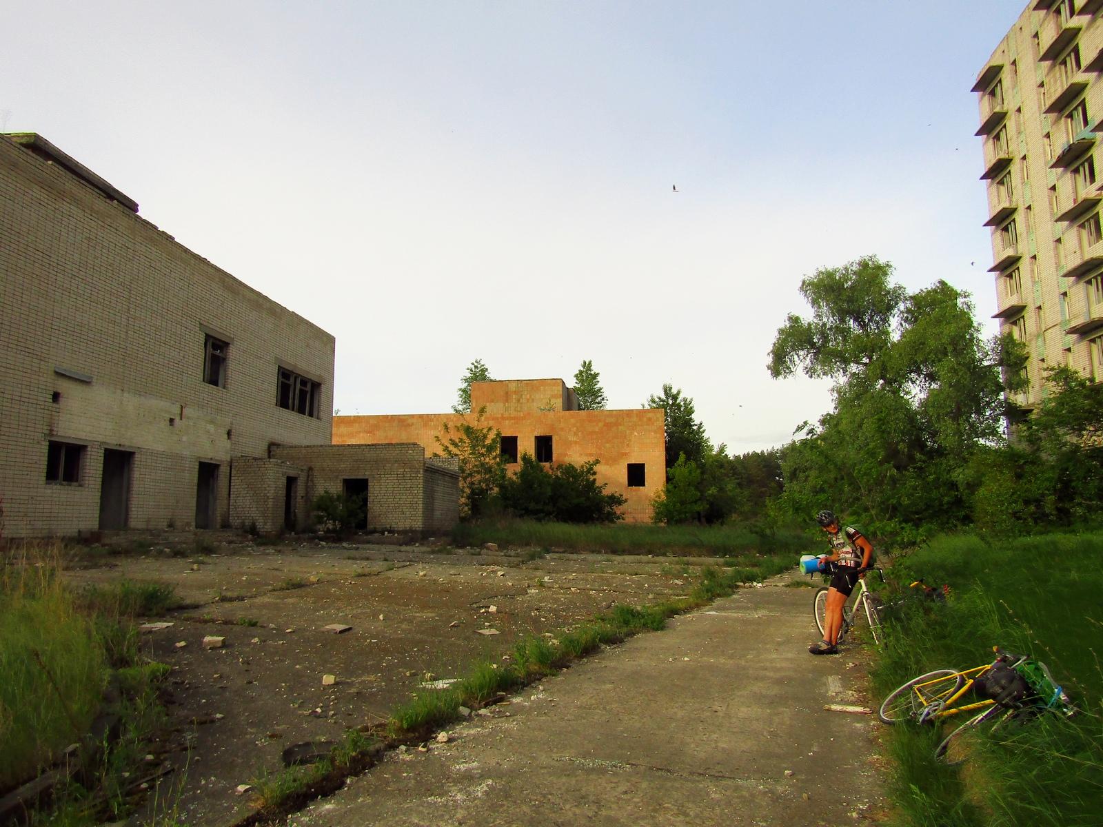 Закинуте місто Орбіта