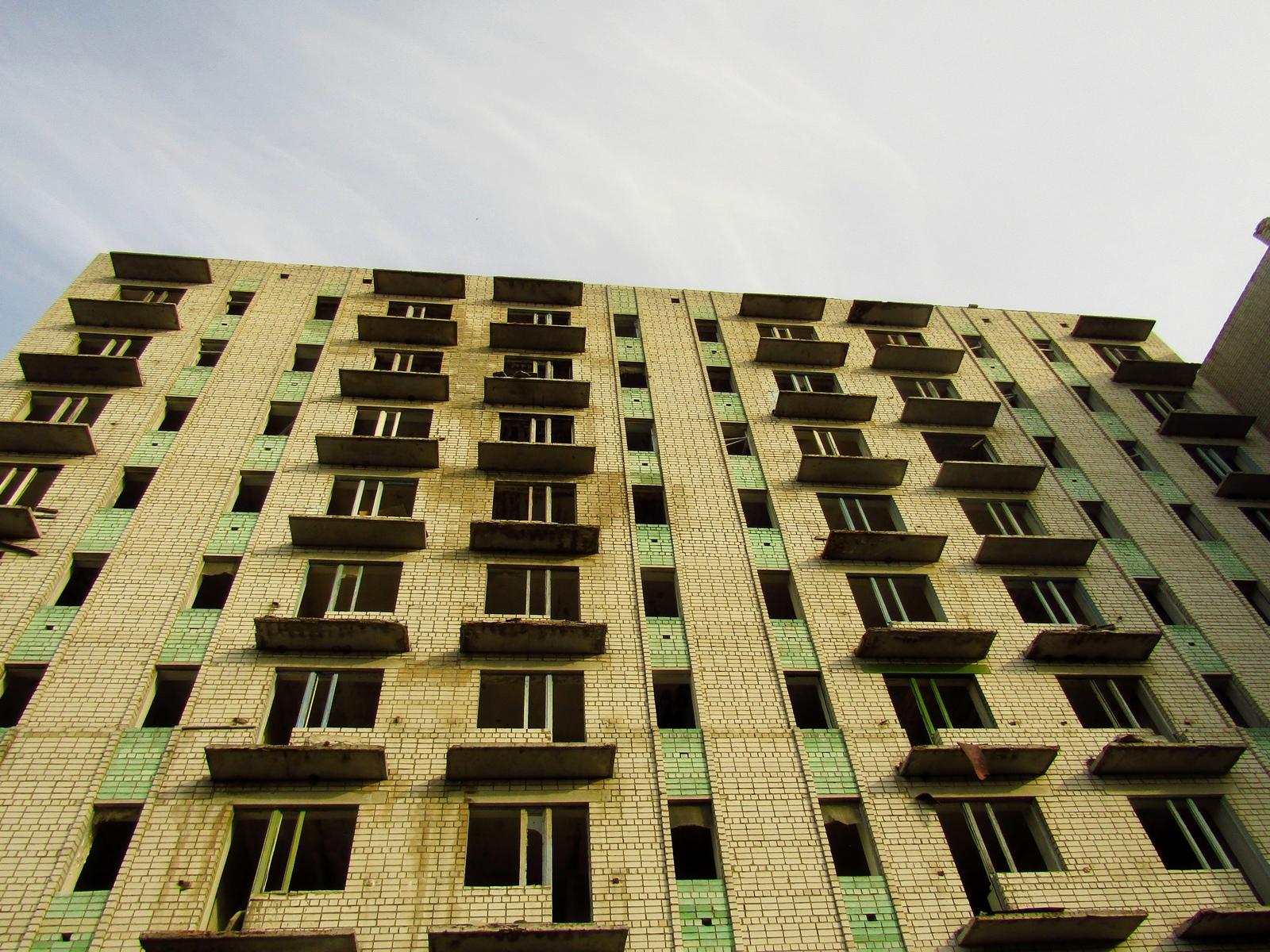 Закинуті будівлі Орбіти