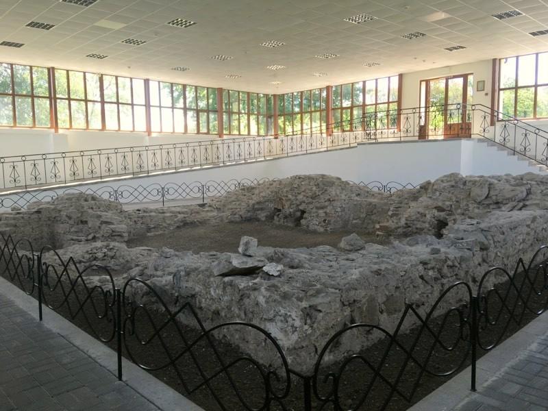 Древнє городище в Суботові