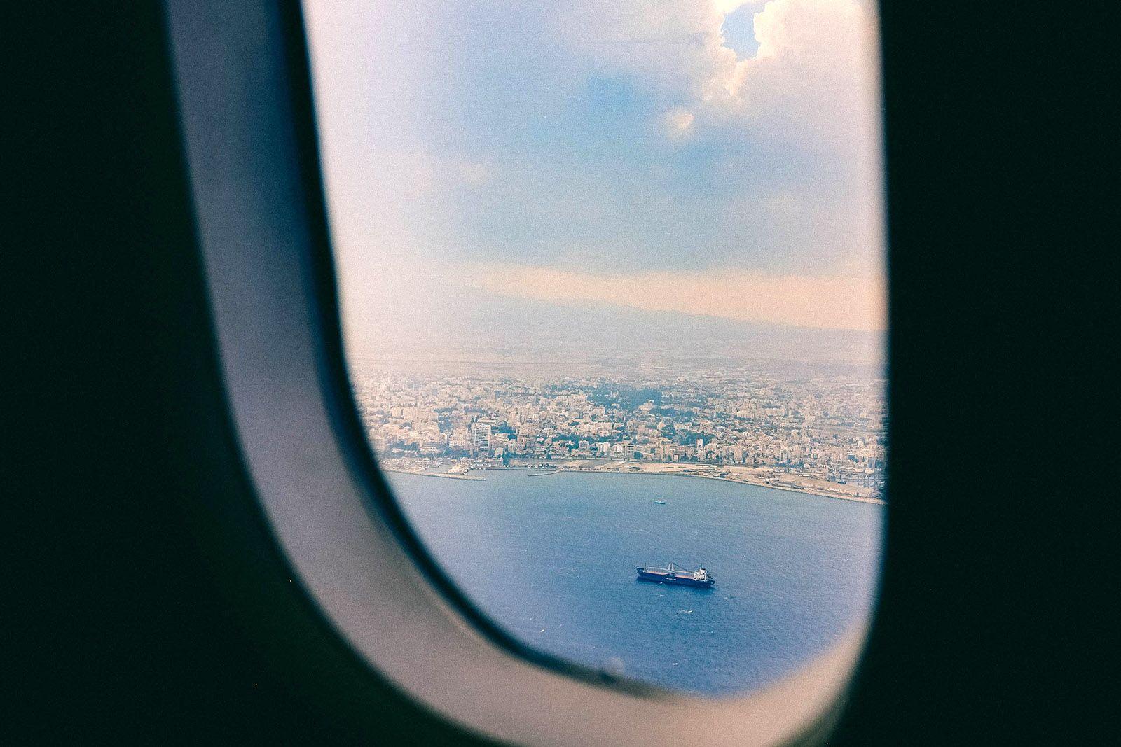 Ларнака з літака