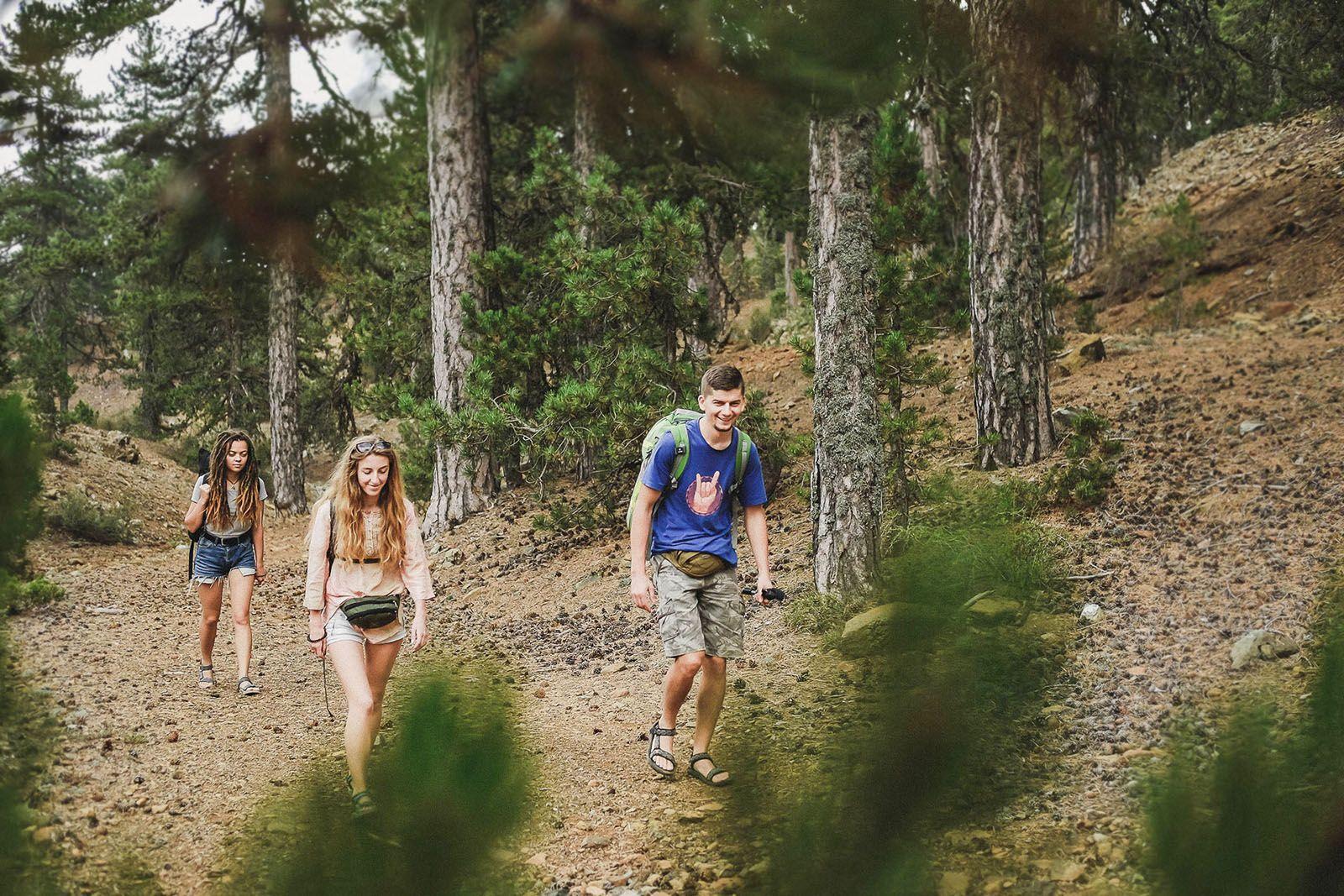 Підйом на гору Олімп на Кіпрі