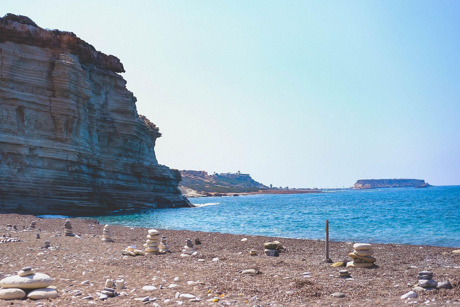 Пляж White River Beach на Кіпрі
