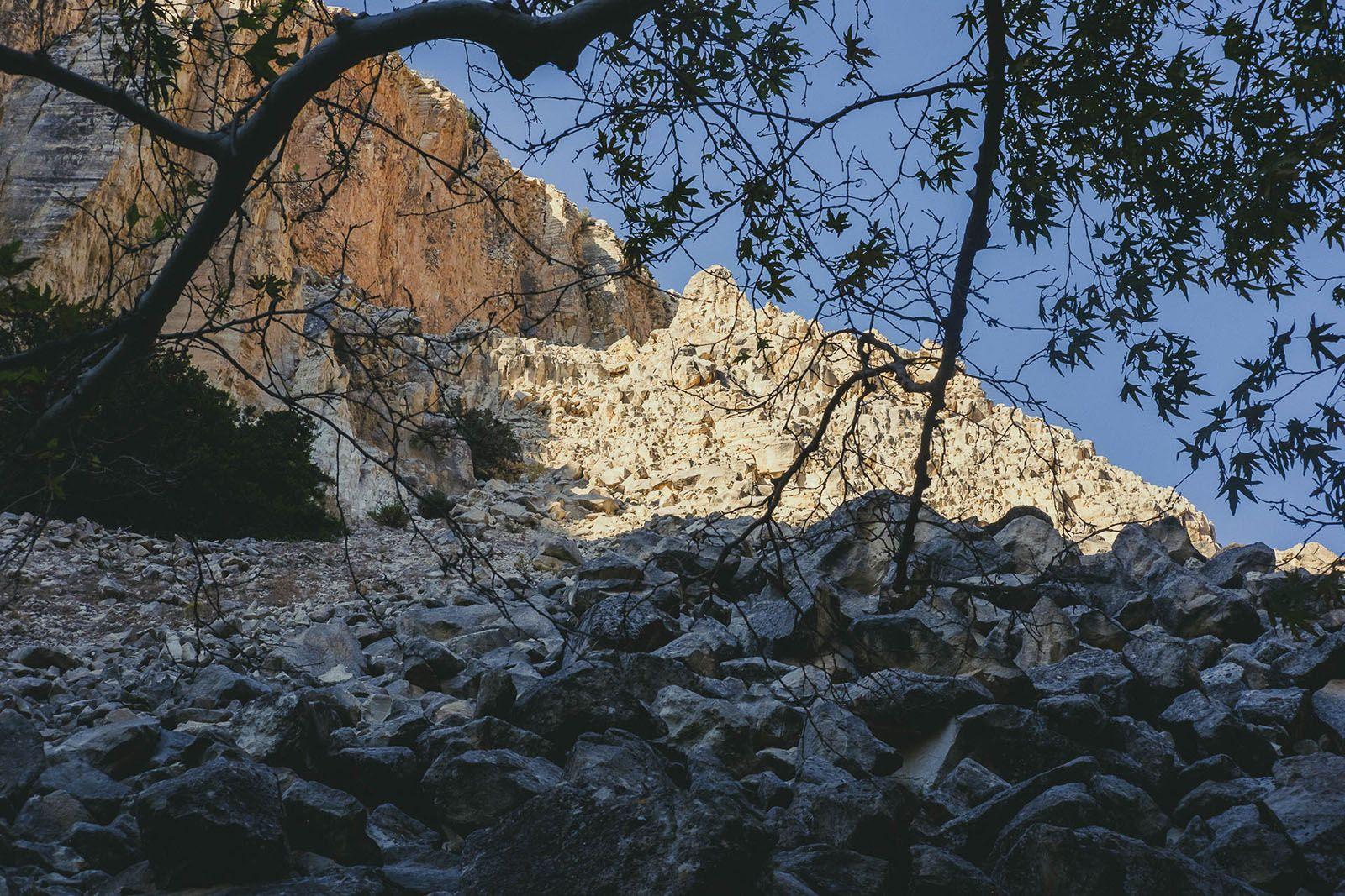 Каньйон Авакас