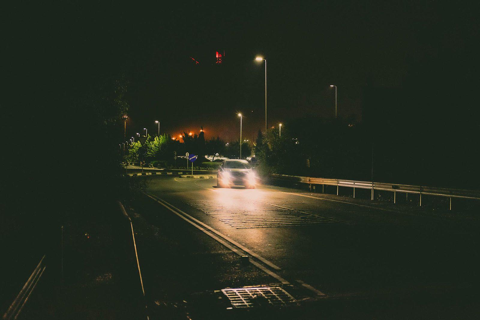 Нічна дорога