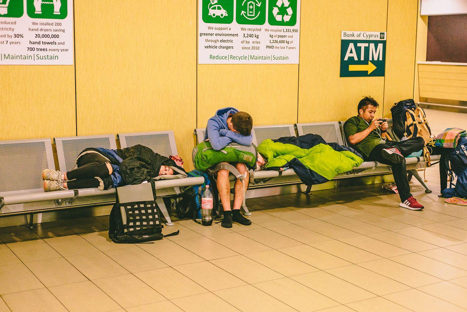 Аеропорт в Пафосі