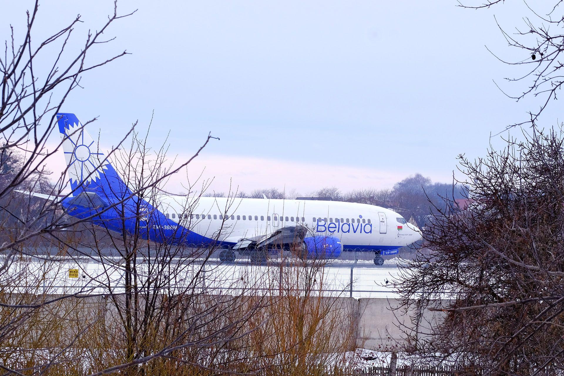 Boeing 737 Belavia