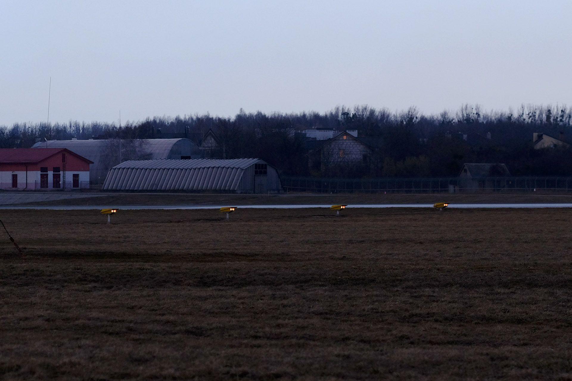 PAPI аеропорту Львів