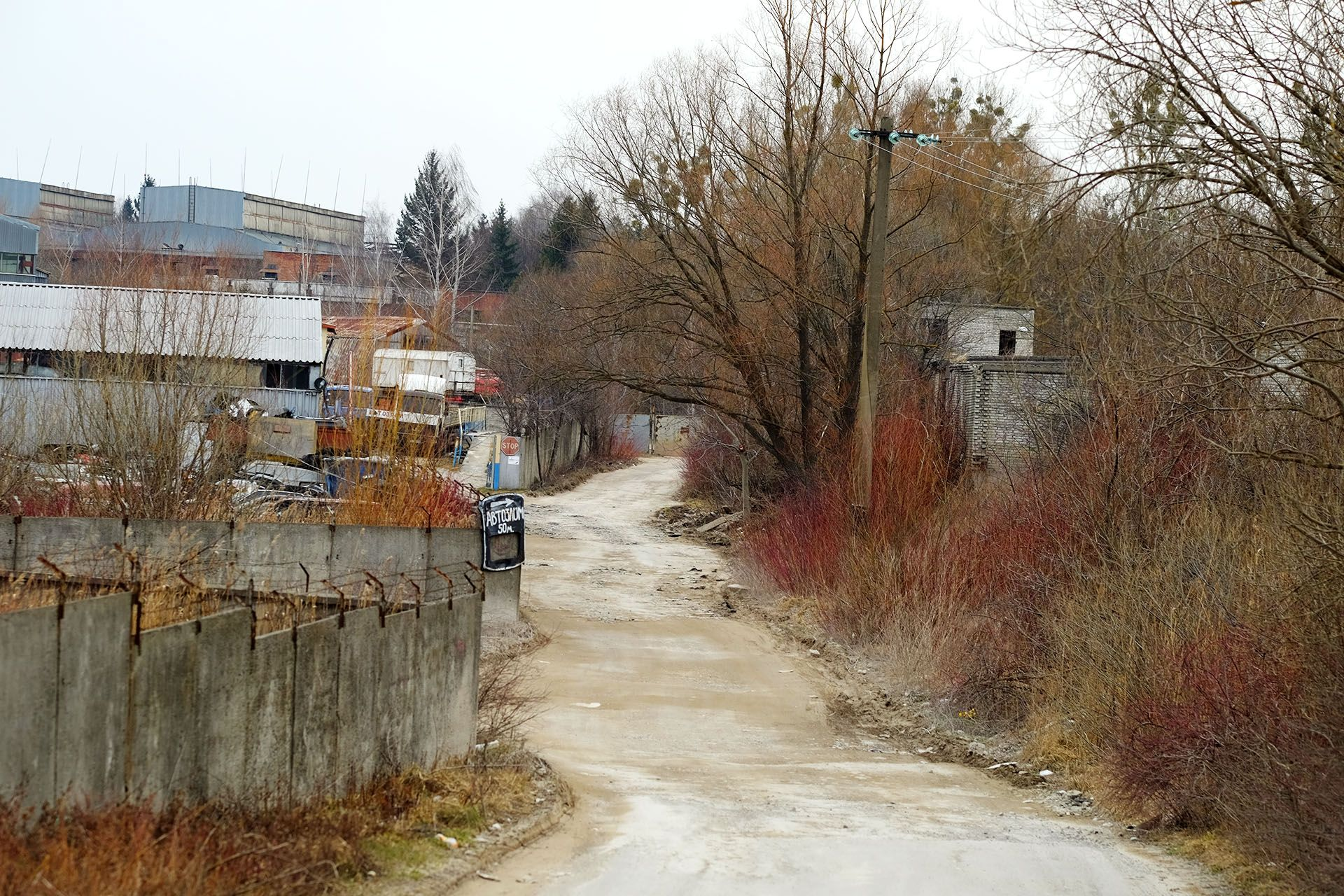 Засніжена вулиця