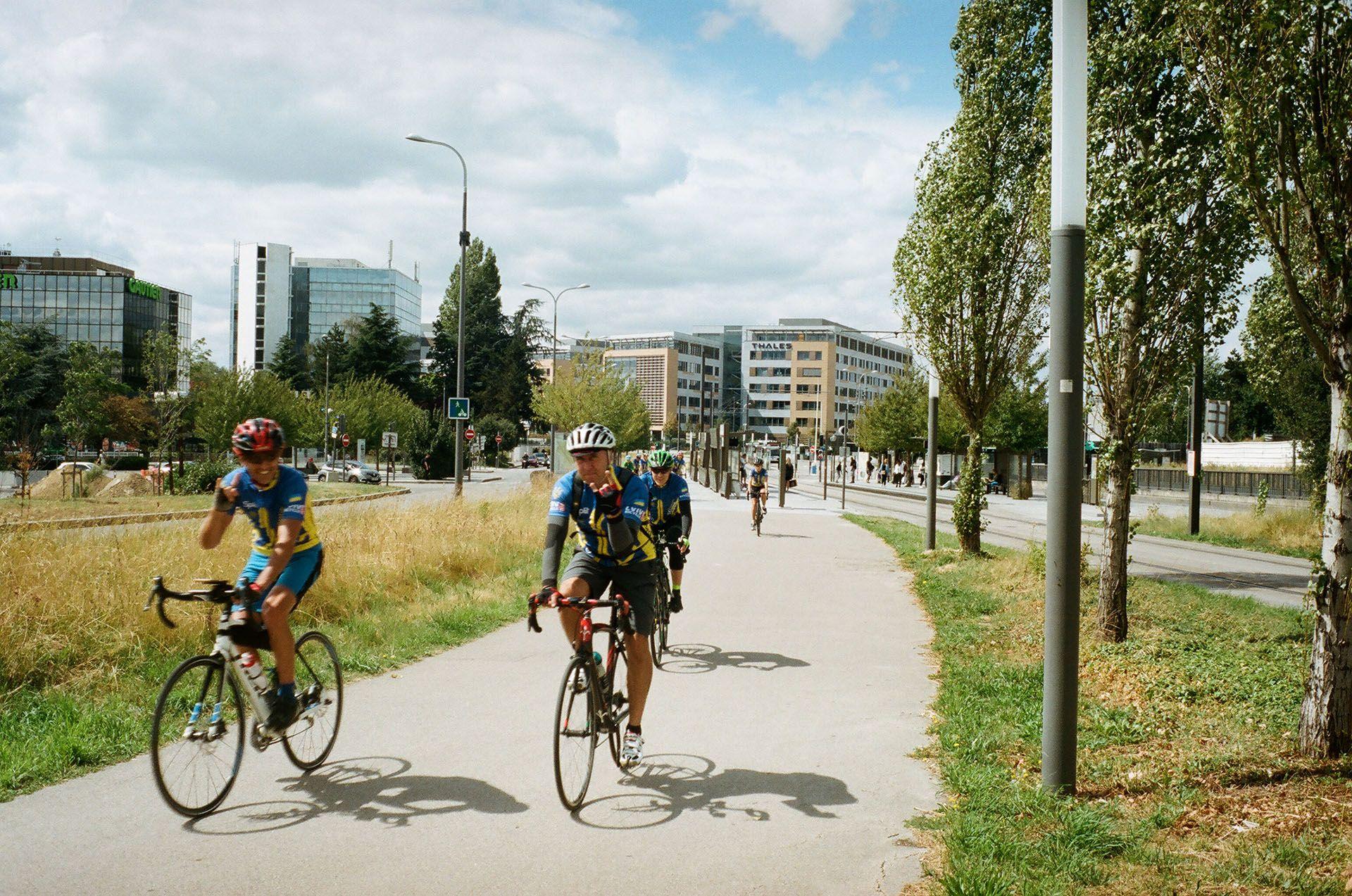 Вирушаємо на велопрогулянку Парижем