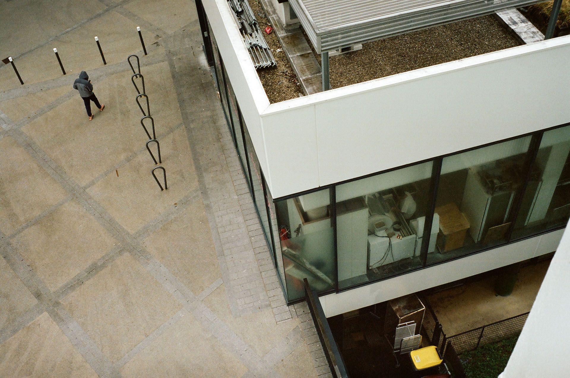 Вид із вікна готелю