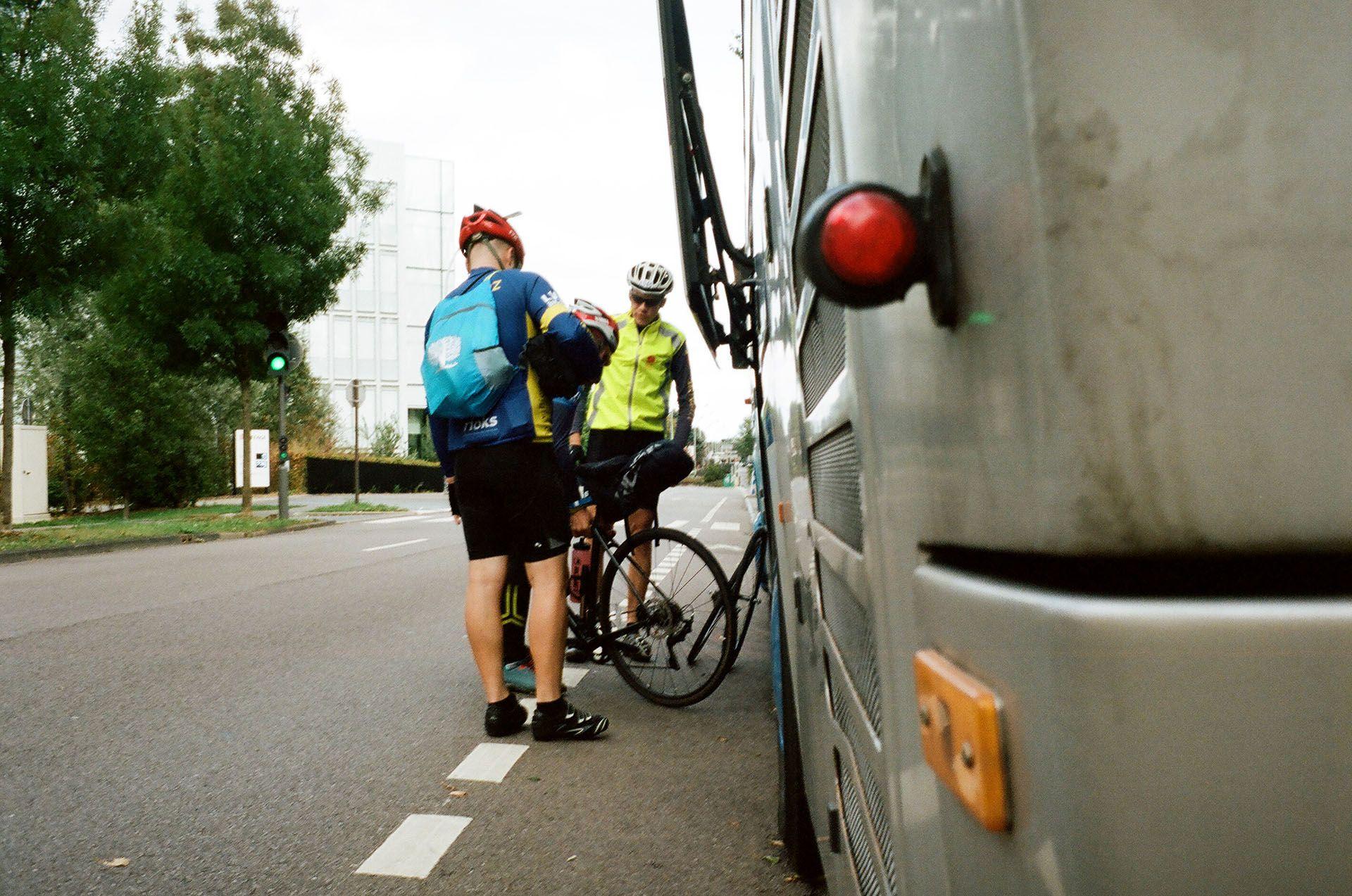 Пакуємо велосипеди і їдемо на старт