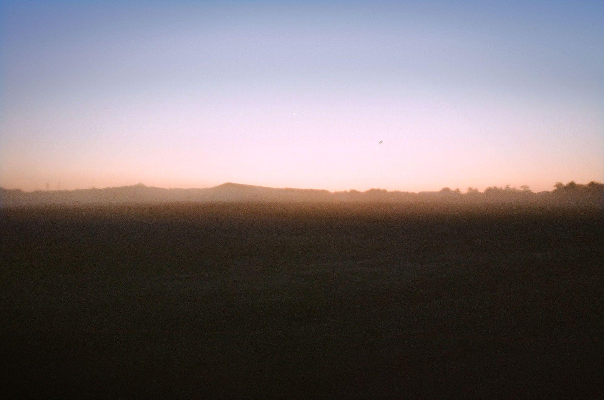 Туман на світанку