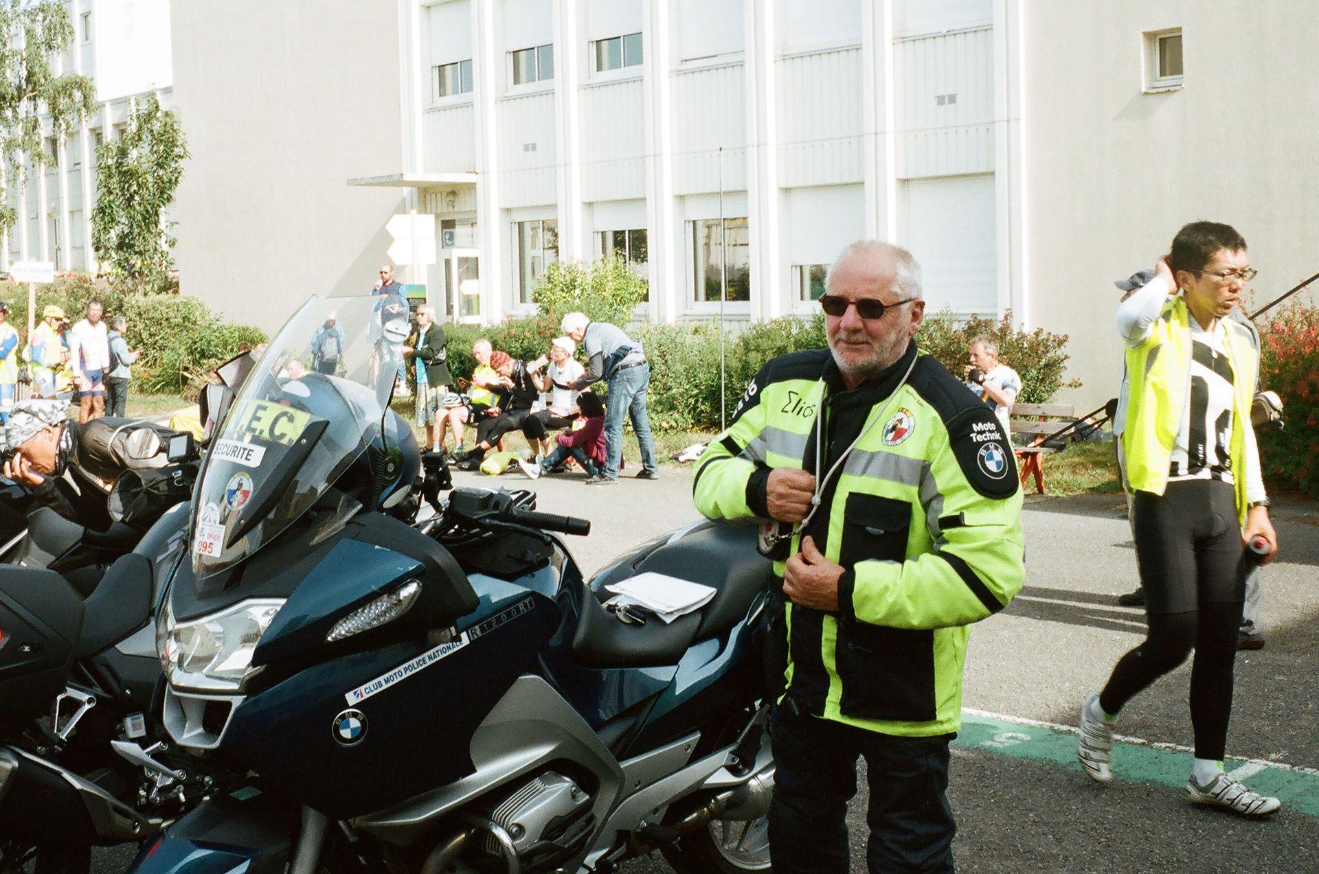 Маршал-мотоцикліст